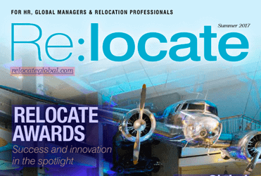 Re:locate Awards Banner