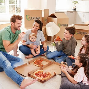Gerson Relocation - International Moving Services