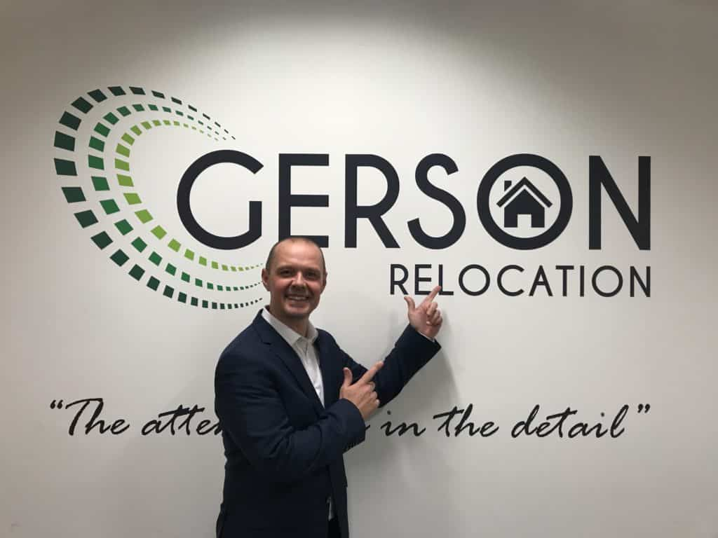 Gerson Relocation Welcomes Ricky Hibburt As Client Service Manager.